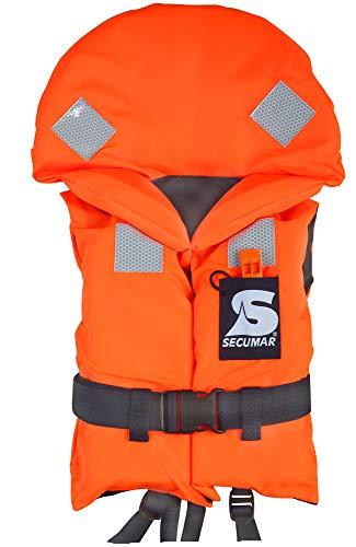Secumar Rettungsweste Bravo 15 - 20 kg 100 N - Schwimmweste